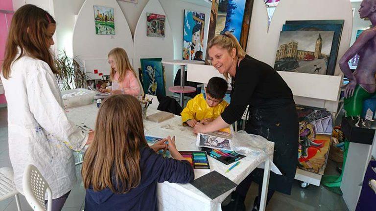 atelier-peinture-enfant-roubaix