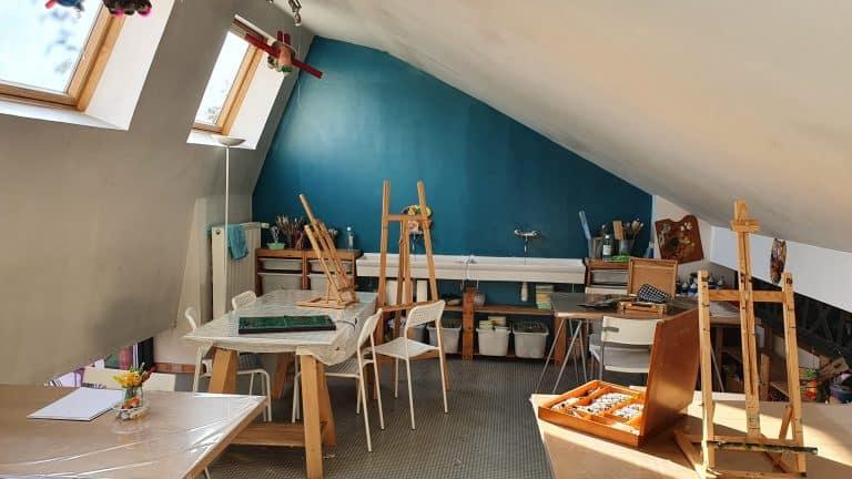 Atelier bleu 2